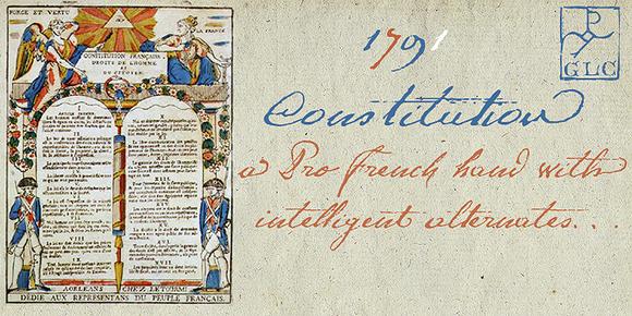 1791 Constitution Manual OTF