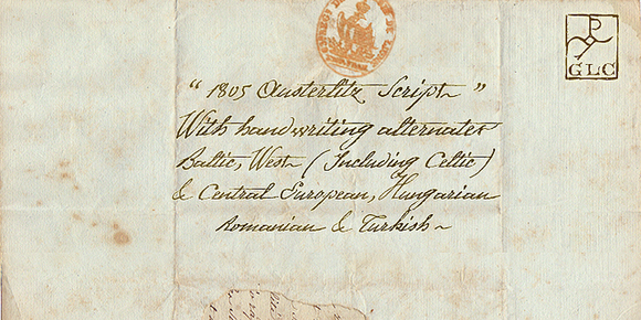 1805 Austerlitz Script PRO OTF