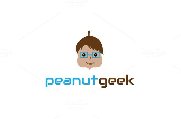 Peanut Geek Logo