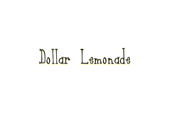 Dollar Lemonade
