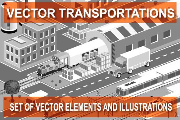 Vector Set Transport
