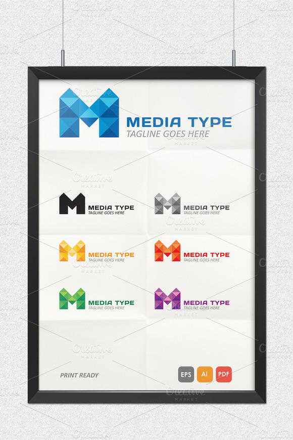 M Media Logo