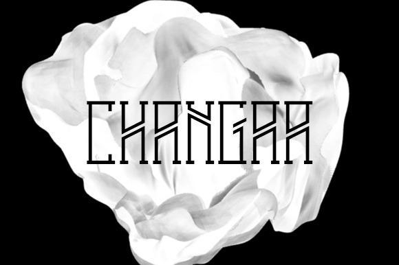 Changaa Font