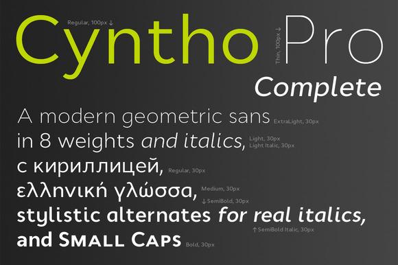 Cyntho Pro Complete