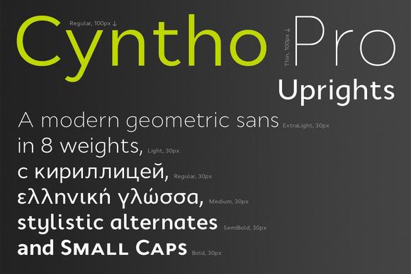 Cyntho Pro Uprights