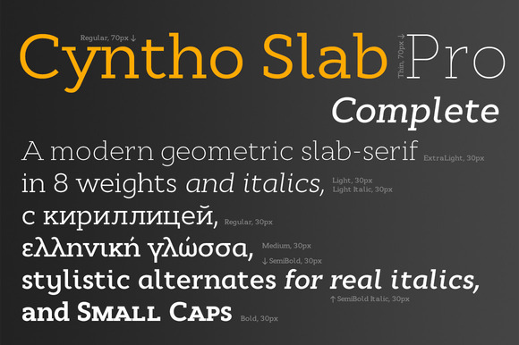 Cyntho Slab Pro Complete
