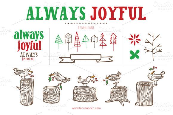 Always Joyful