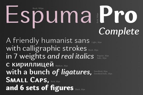 Espuma Pro Complete