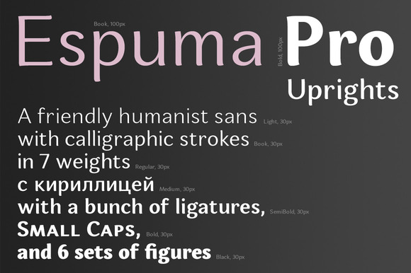 Espuma Pro Uprights