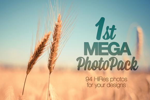 1st MEGA PhotoPack 94 HiRes Photos