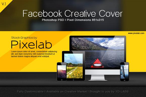 Facebook Creative Cover V1