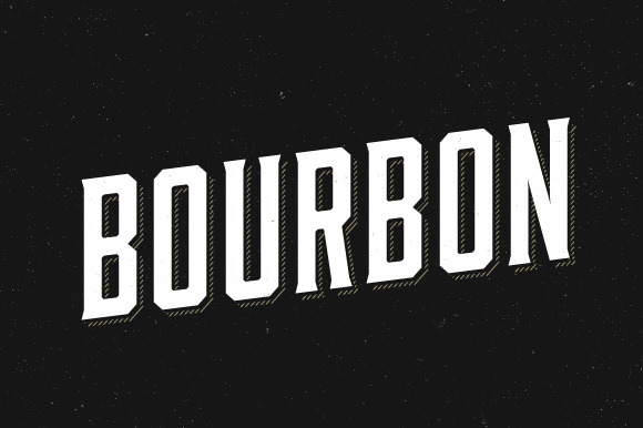 Bourbon Bourbon Rough Package