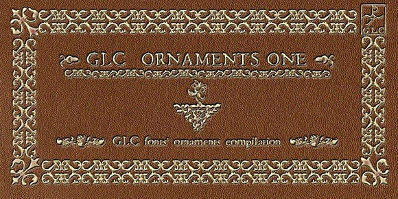 GLC Ornaments One OTF