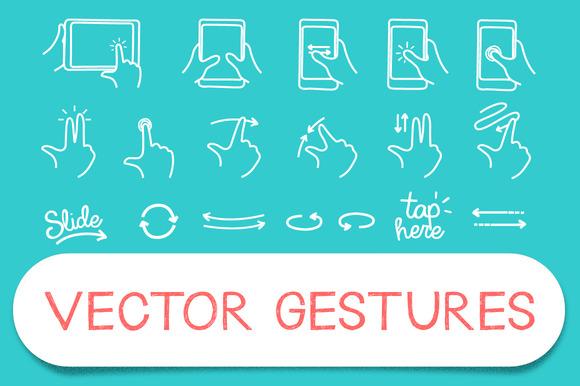 Vector Gestures