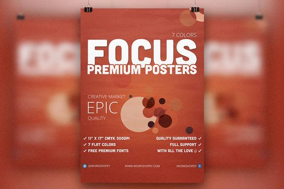 Focus Flyer-Posters