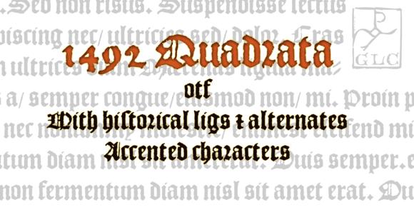 1492 Quadrata OTF