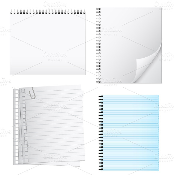 My Notebooks Sheets