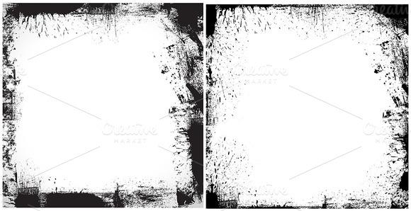 Dirty Frames Vectors