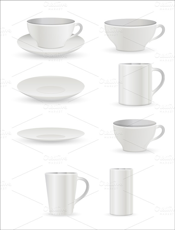Cup Plates