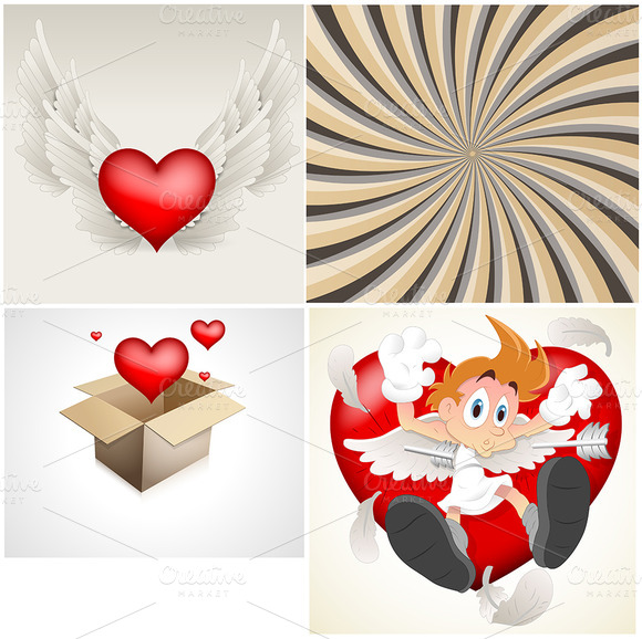 Valentines Vectors