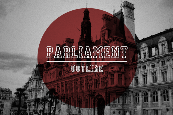 Parliament Outline