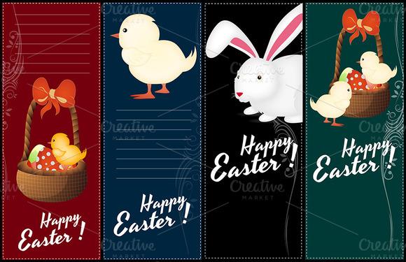Easter Illustration VEctors