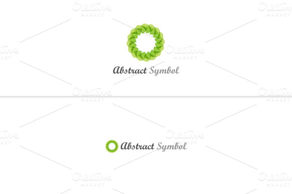 Abstract Symbol Logo
