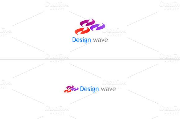 Design Wave Logo