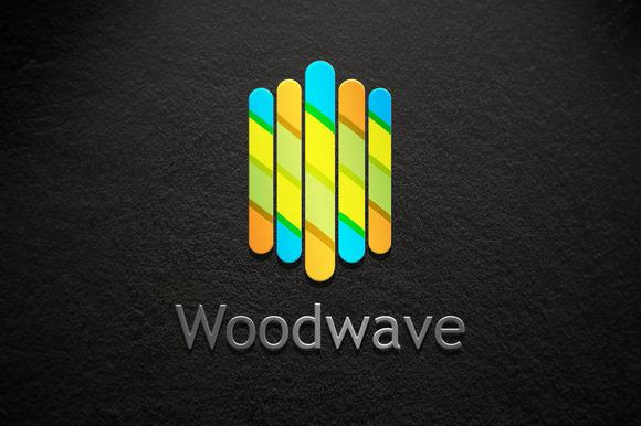 Woodwave Logo
