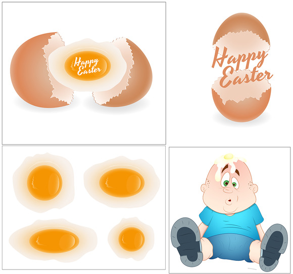 Easter Vector Graphics