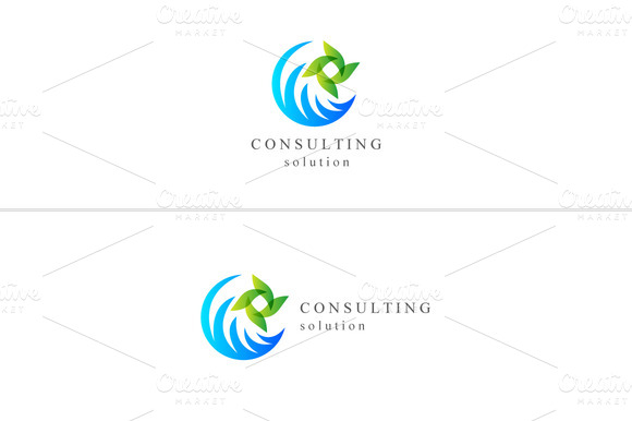 Consulting Solution Logo