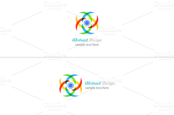 Abstract Design Logo