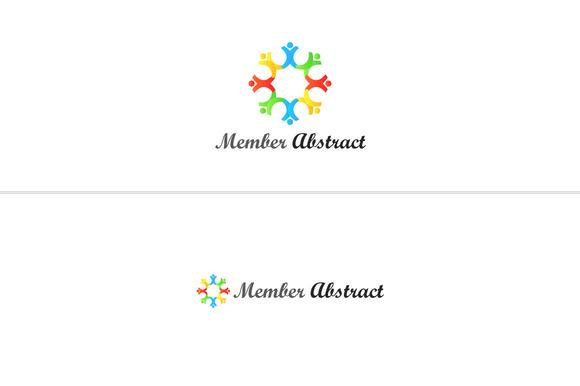 Member Abstract Logo
