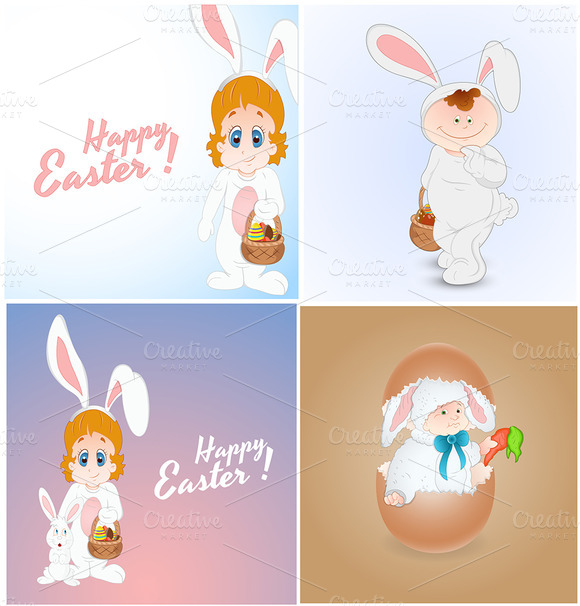 Easter Vector Designs And Graphics