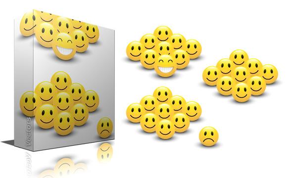 Smileys Vector Designs