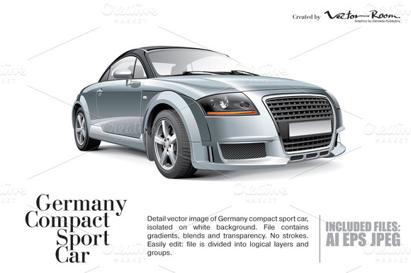 Germany Compact Sport Car