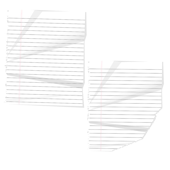 Crushed NotePaper