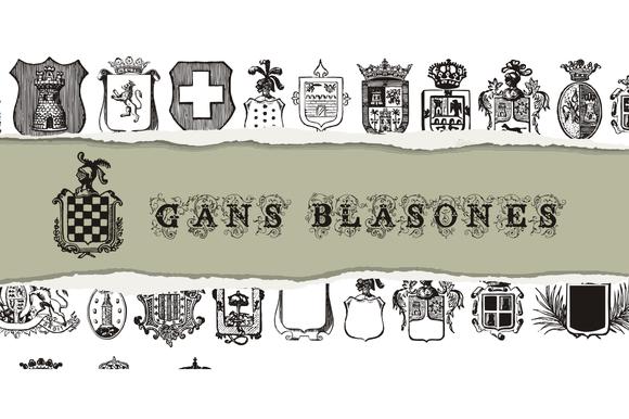 Gans Blasones