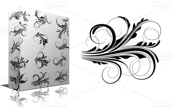Swirly Designs
