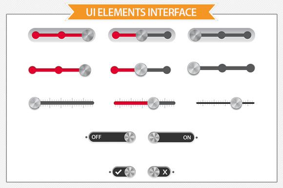 UI Elements Interface