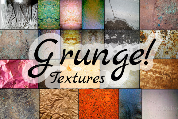 Grunge Texture Mega Pack ~50 Images~