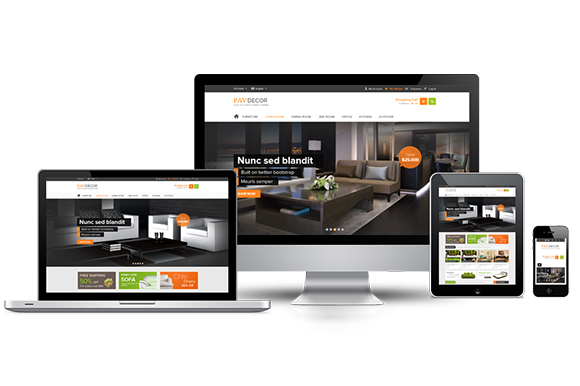 Pav Decor Responsive Opencart Theme