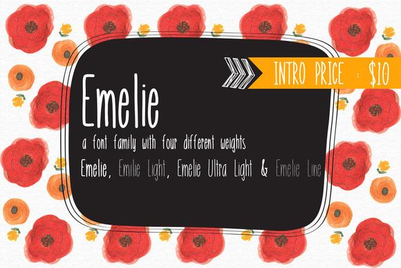 Emelie Tall And Skinny