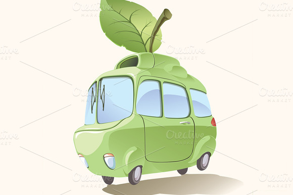 Environmentally Friendly Car