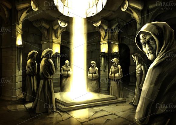 Mystic Ritual