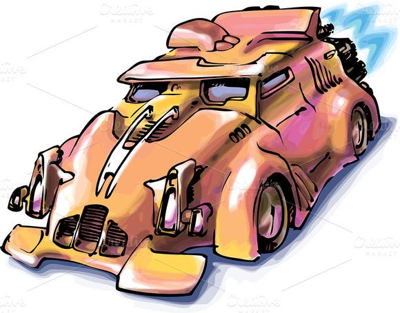 Jet Car