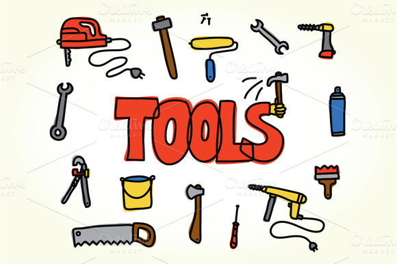 Real Men Must Have Tools