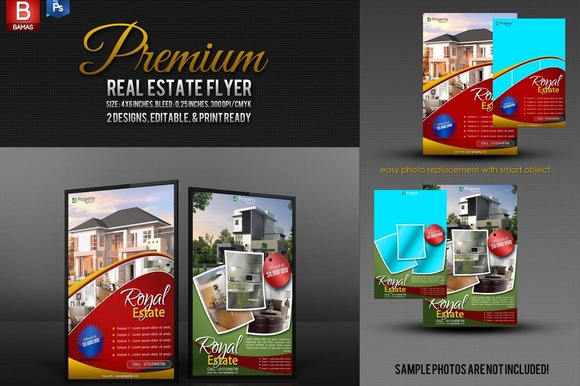 Premium Real Estate Flyer