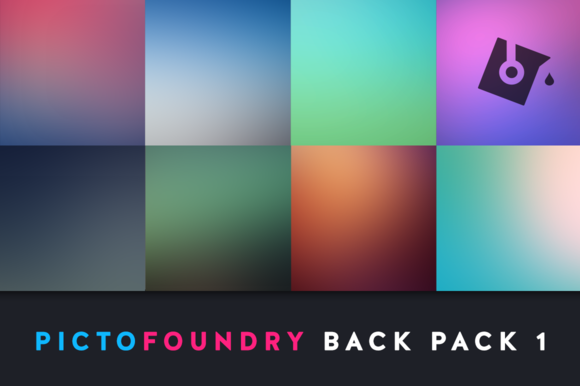 40 Blurred Backgrounds For IOS