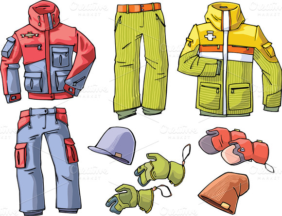 Clothes For Skiing And Snowboarding